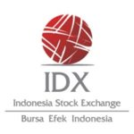 Logo IDX BEI Indonesia Stock Exchange Bursa Efek Indonesia