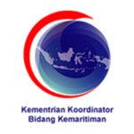 Logo Kemenko Maritim Kementrian Jakarta Indonesia_